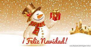 Imágenes de NAVIDAD para desear Feliz Navidad (se pueden descargar)